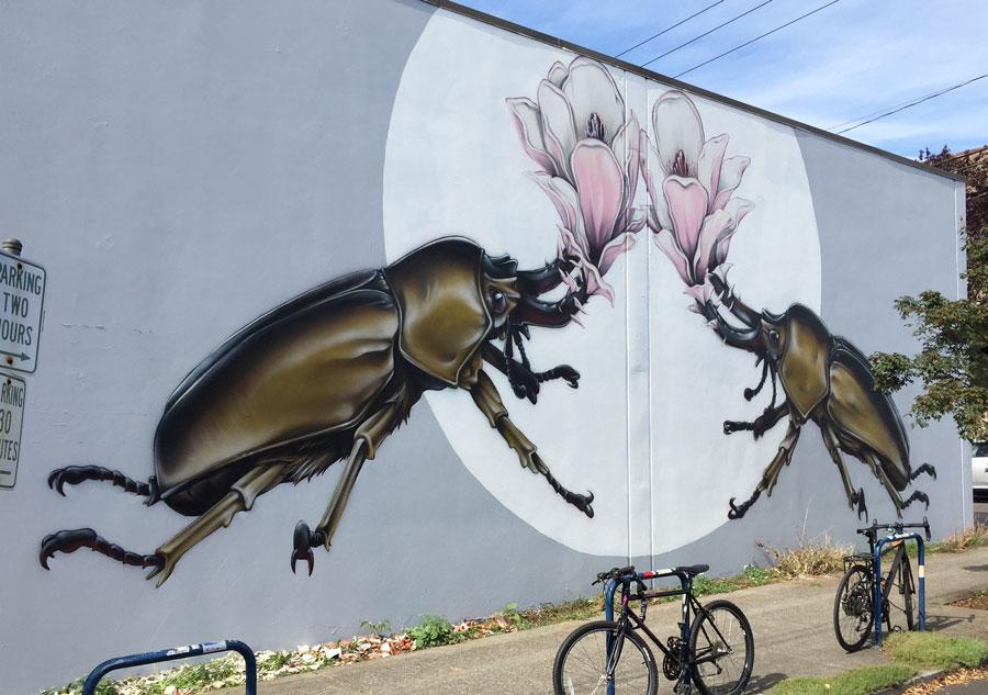 Antler Gallery, Portland OR.