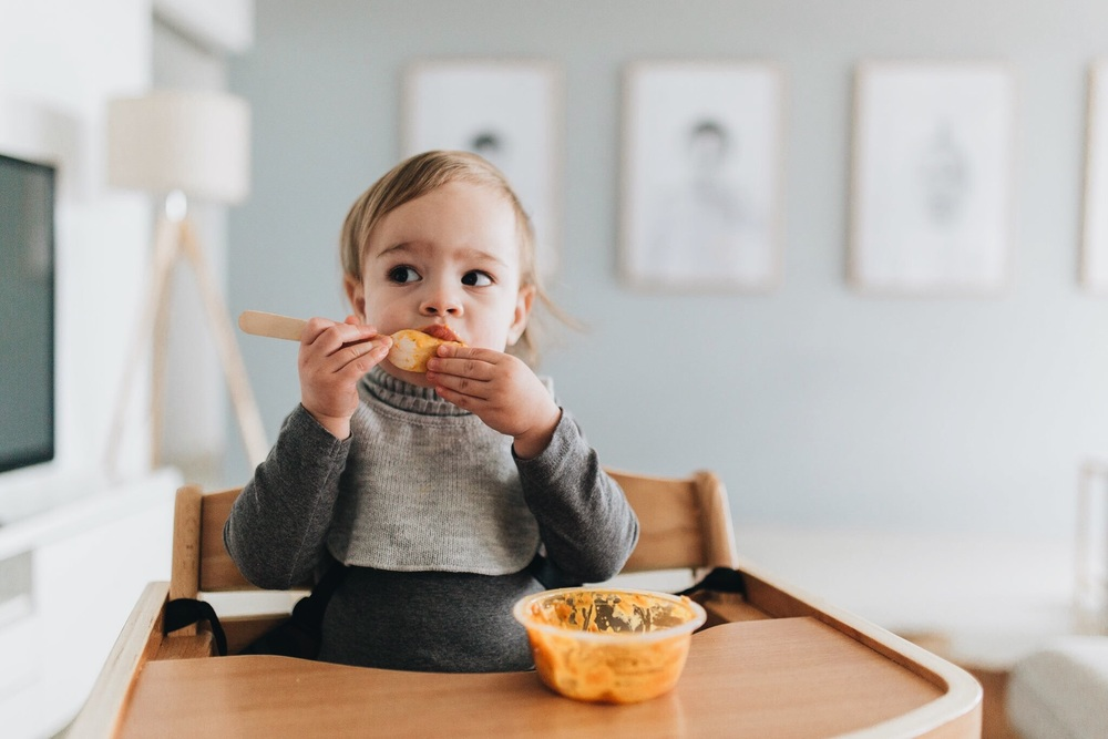 check out the sweet little video of our beautiful quinn taking the ravioli bolognese for a test drive - Little Kids Pictures