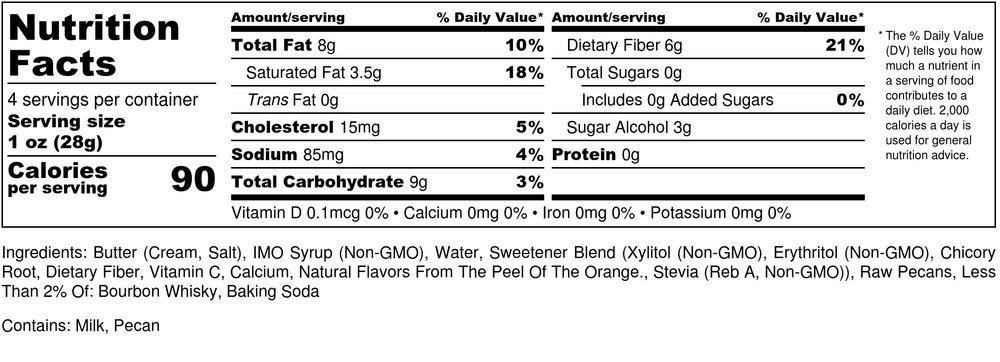 Sugar Free Pecan Brittle - Nutrition Label.jpg