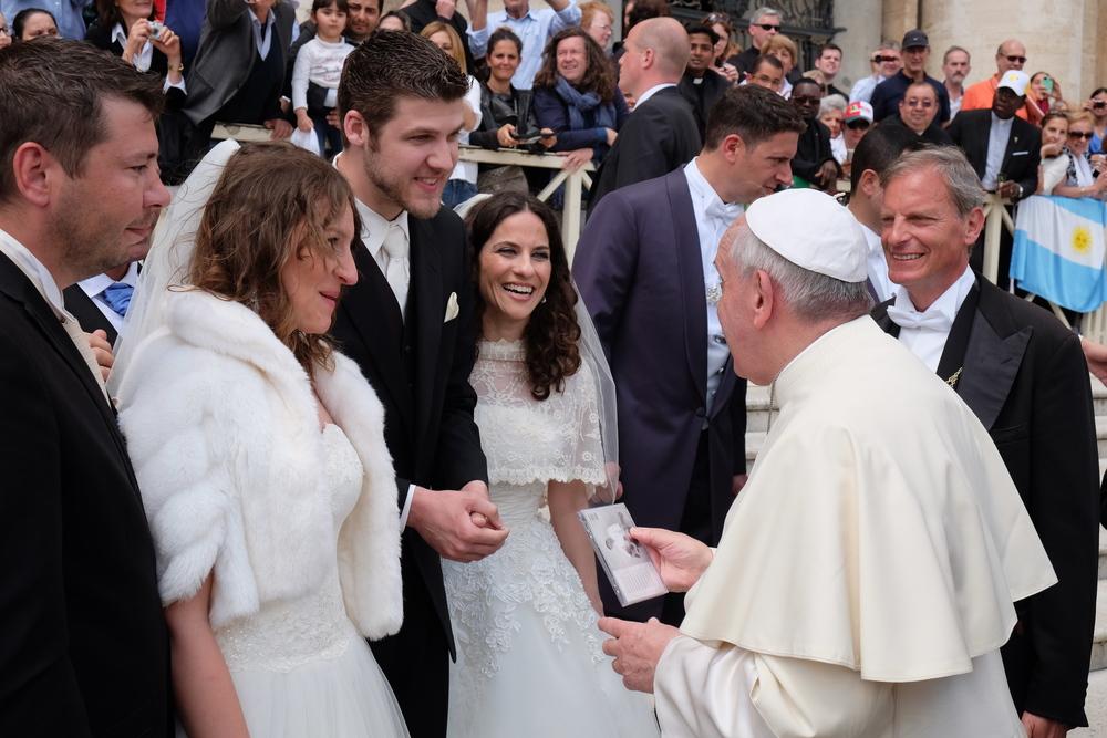Pope Francis w_ CD.JPG