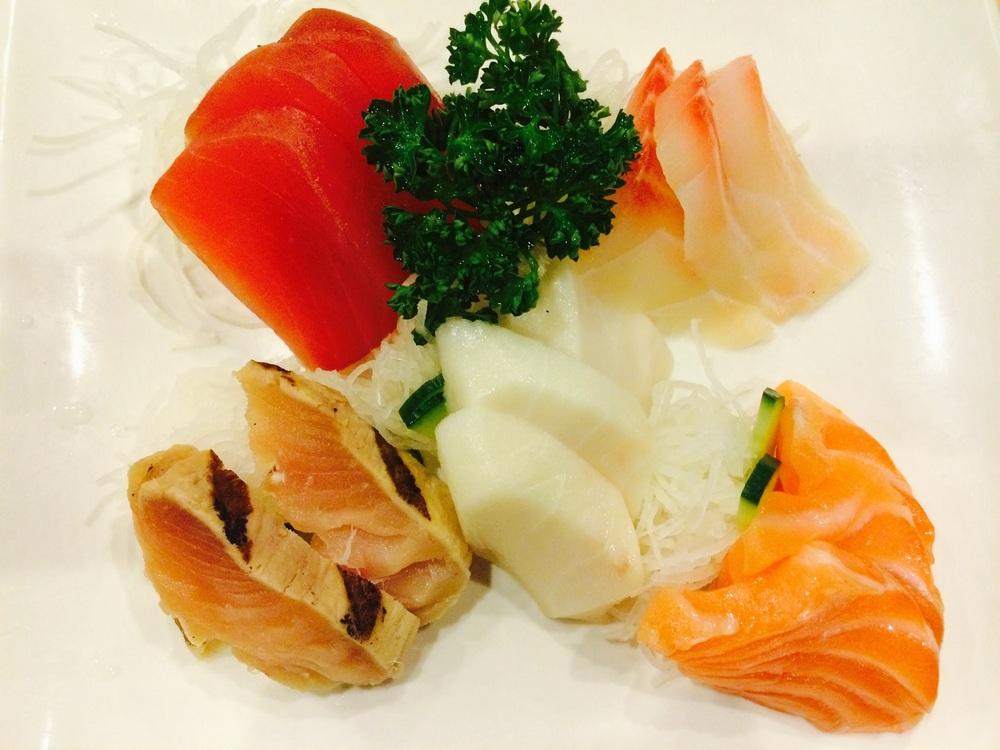 Sashimi Combination B