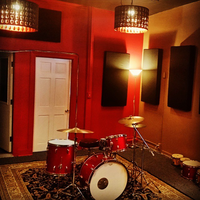 New tracking room, officially done!