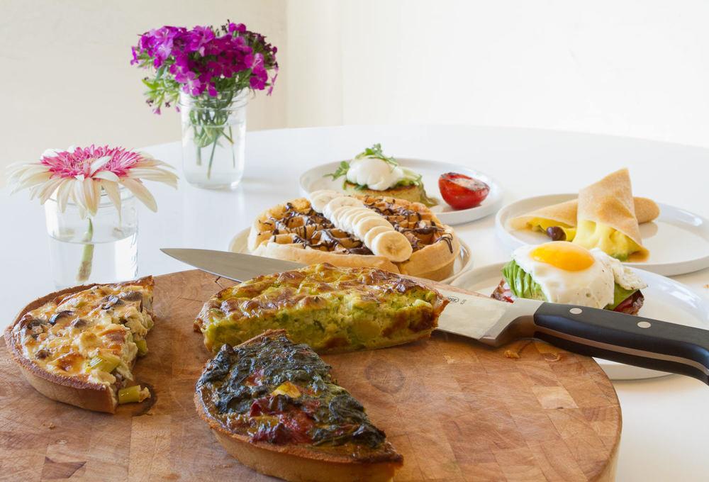 Food shoot at Green Table Restaurant in Santa Barbara