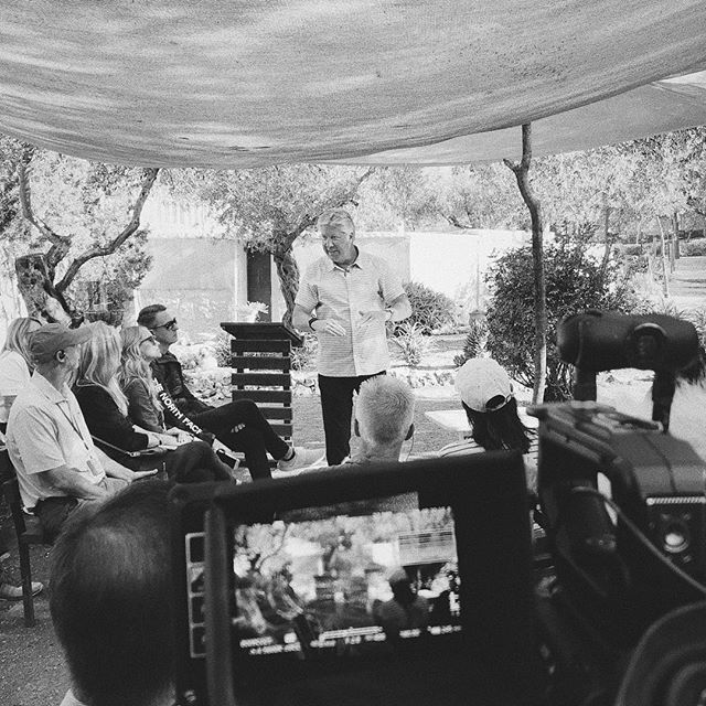 Garden of Gethsemane  Today is the last day of filming here. It's been so much more than I could have imagined. So grateful and honored to be a part of the project and work with my @gatewaypeople family.
