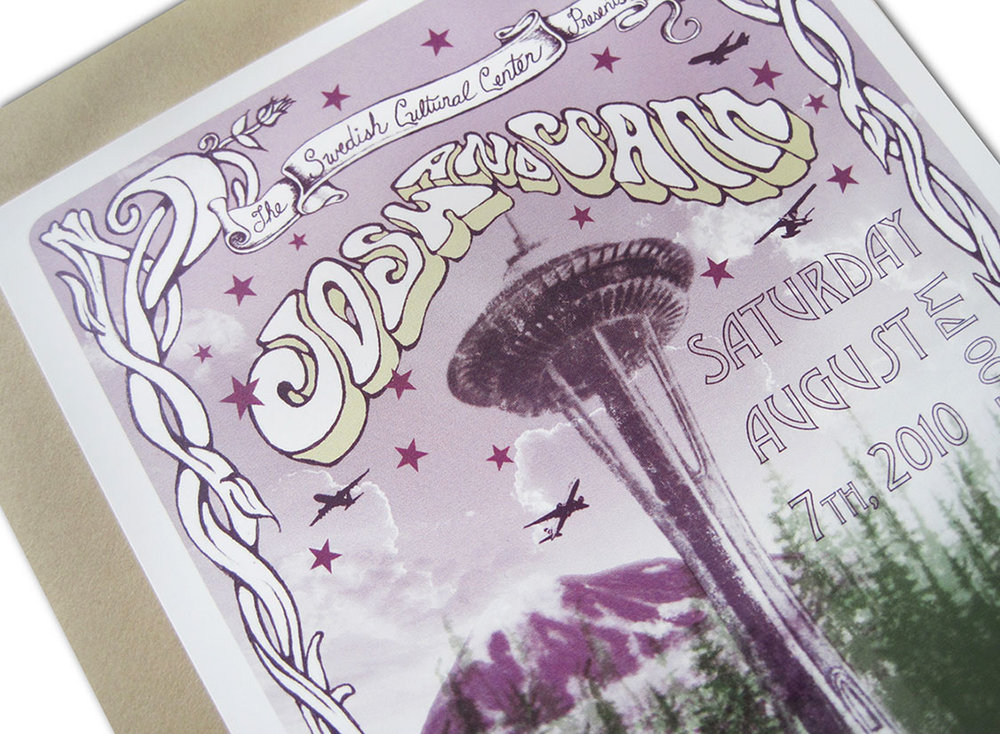 Psychedelic Invites Custom Invitations Other Creations