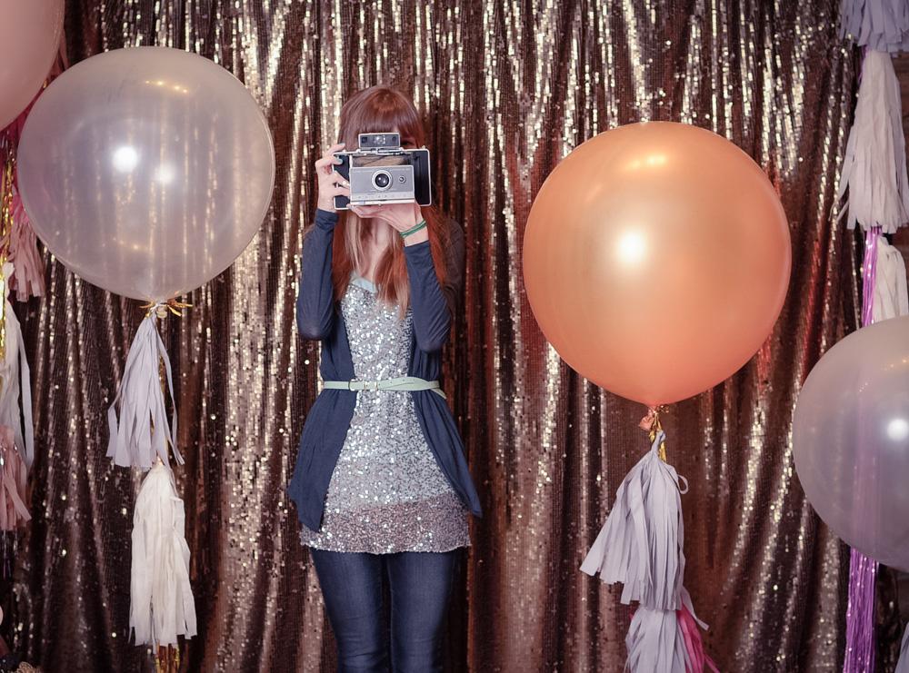 photobooth balloons