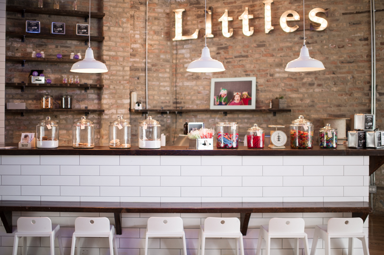 Heritage Littles Milk and Cookies Bar