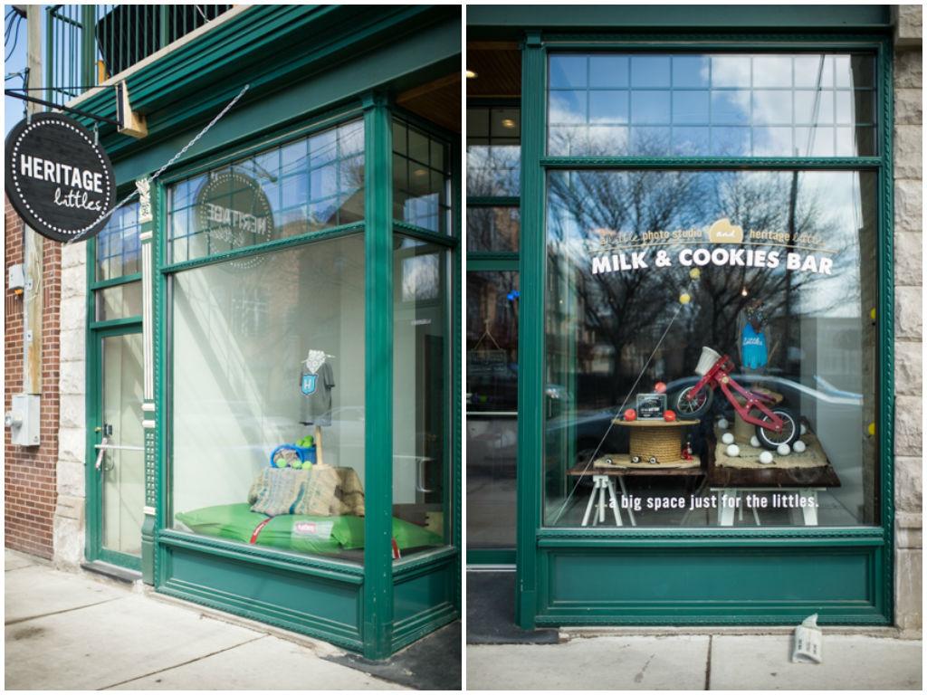 Heritage Little Storefront