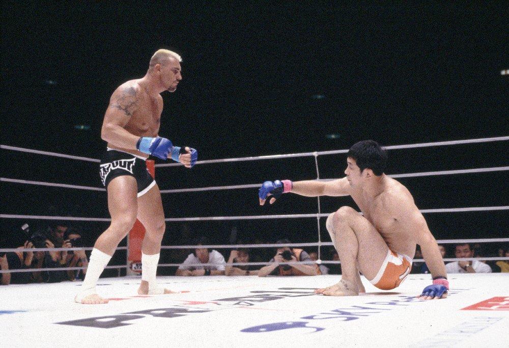 Ritch vs. Sakuraba