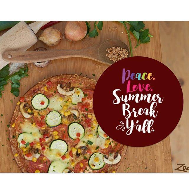 #ZodiacMünchen macht Sommerpause. Ab dem 1. September heißt es wieder #lovepizzahappiness.  Wir wünschen Euch viel Sonnenschein und freuen uns  auf ein Wiedersehen. #ZodiacPizza #vegetarianpizza #veganpizza #vegansofinstagram #vegansofig #veganwerdenwaslosdigga #veganmunich