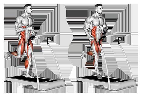 Treadmill Jog