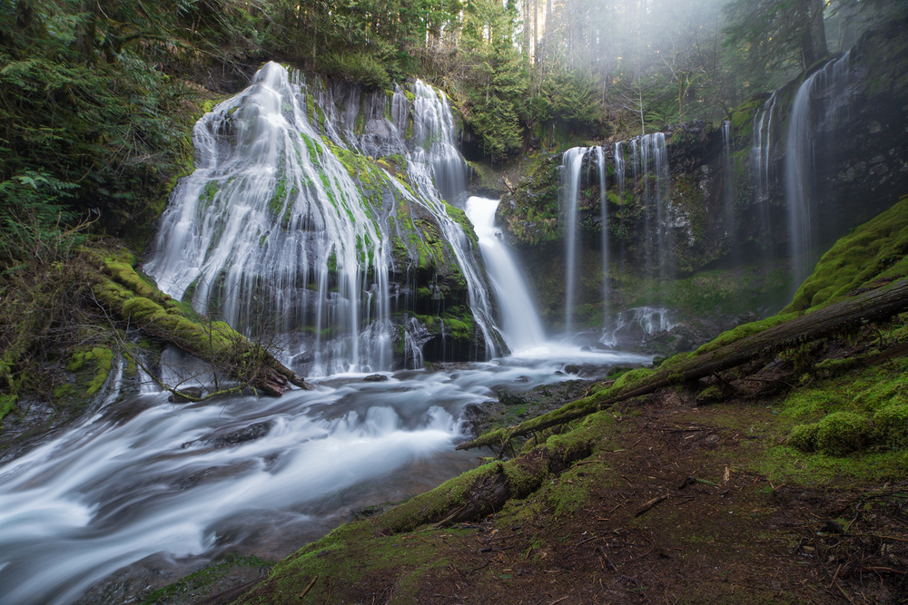 Washington Waterfalls