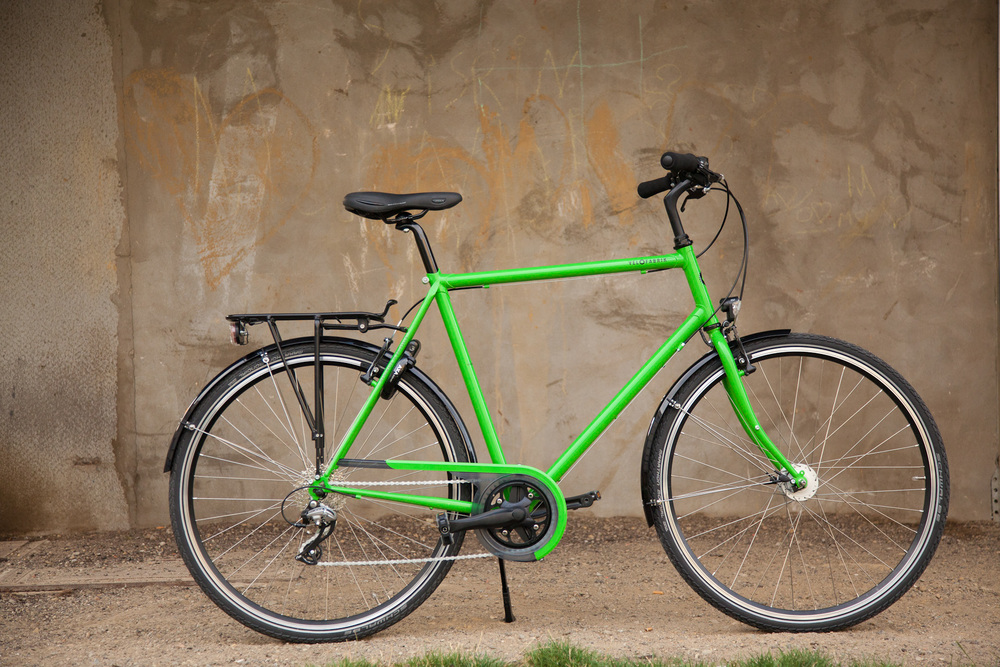 Vélofabrik Homme Vert