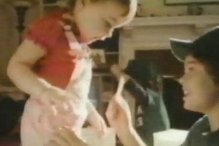 McDonald's Commercial - Little Sister