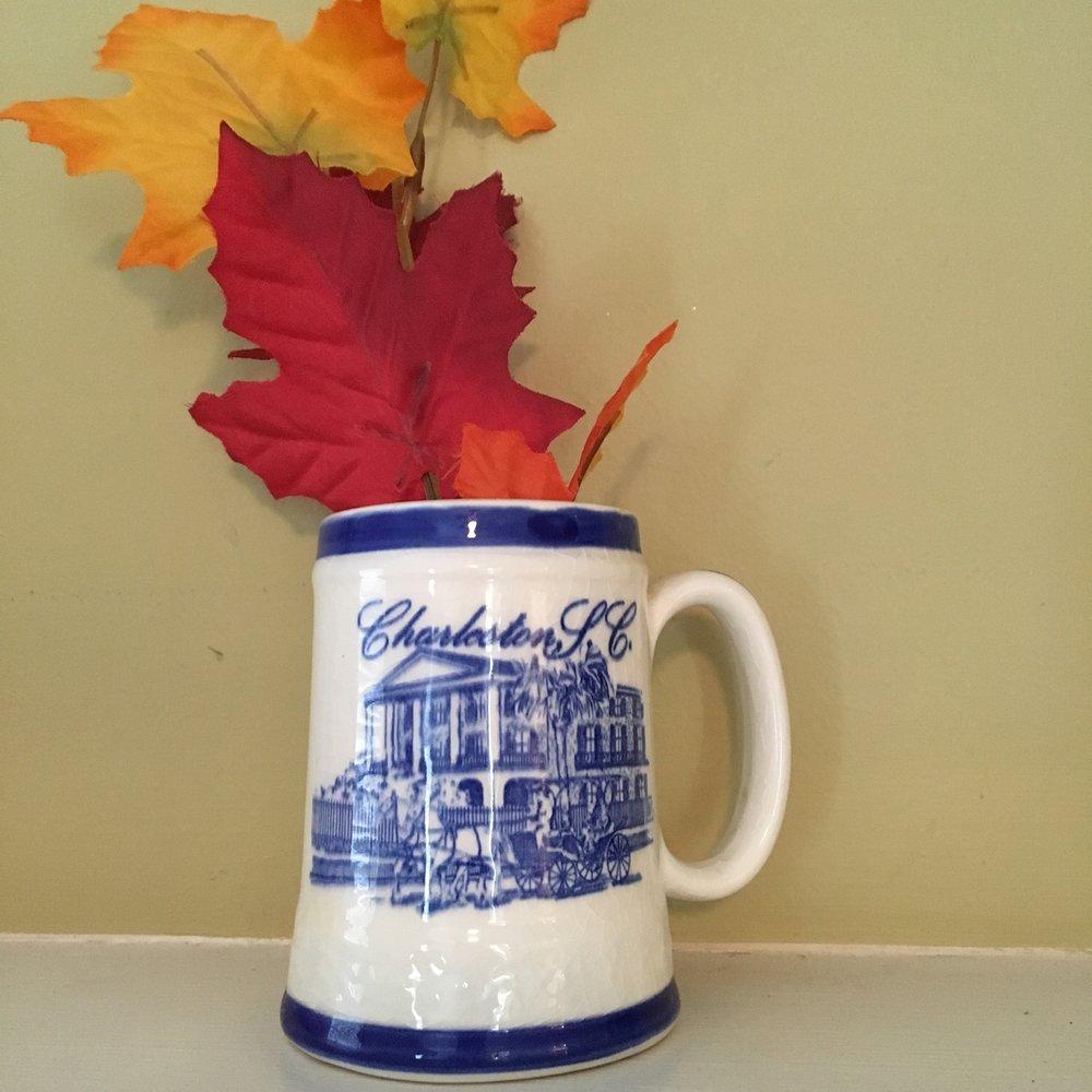 Vintage Charleston Mug