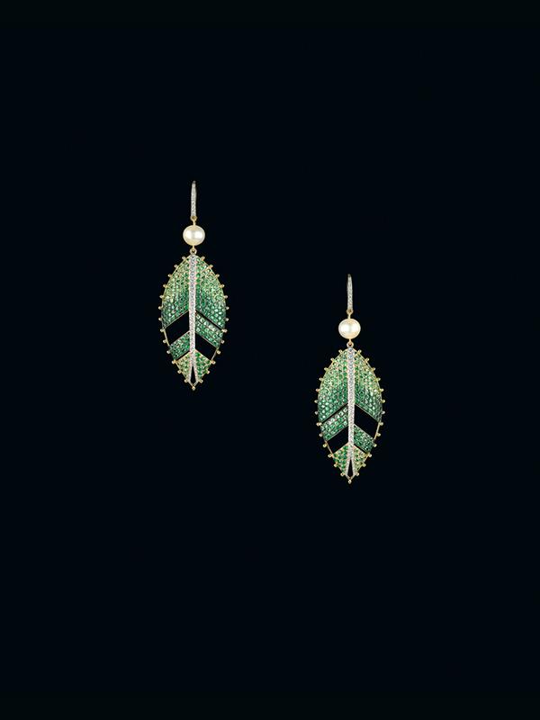 Glitterbomb Leaves