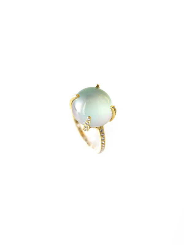 Mystic Cats Eye Ring