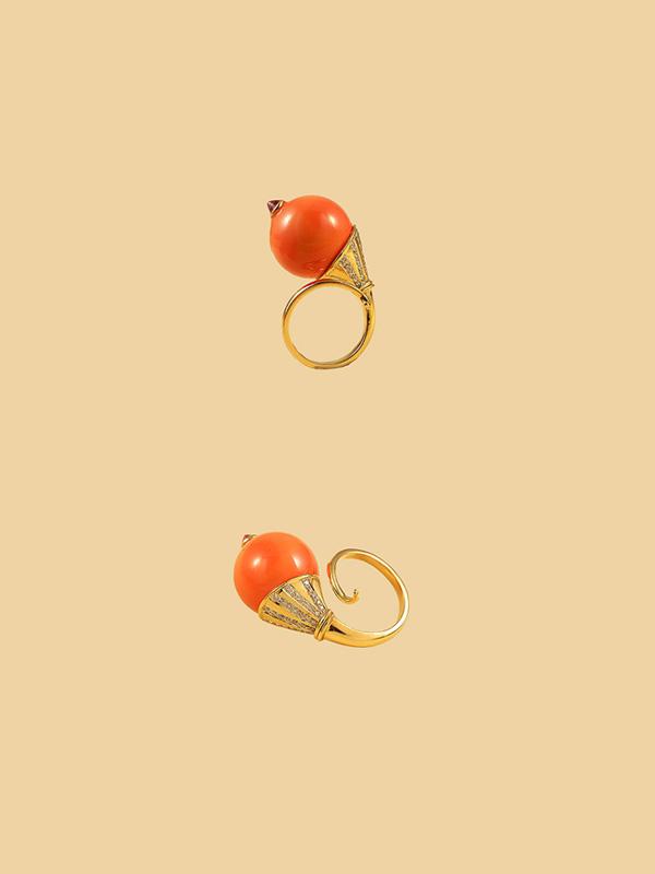 Trumpet Ring