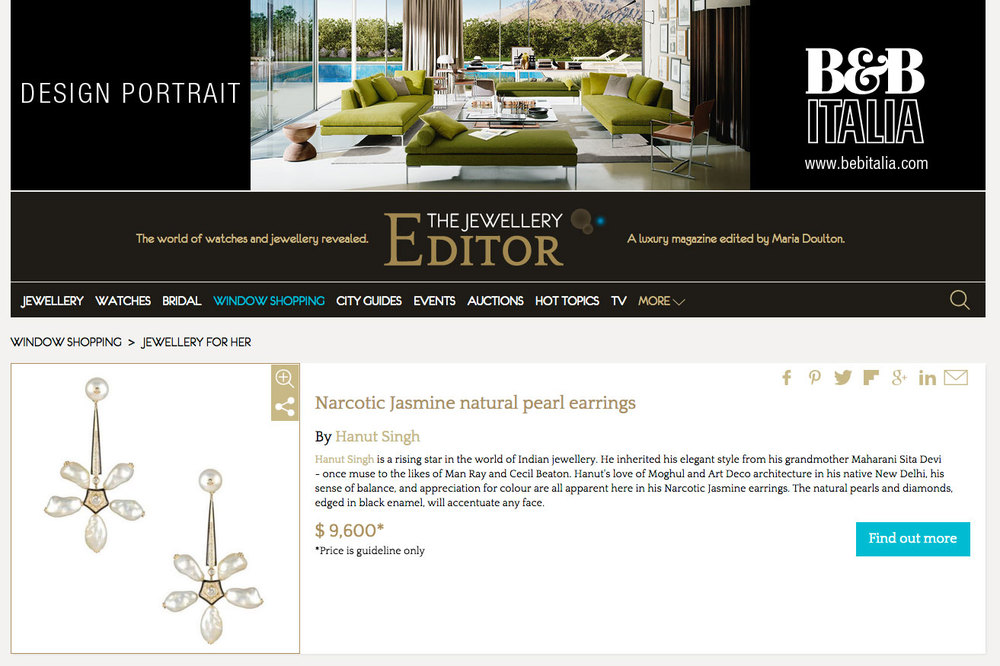The Jewellery Editor ( www.thejewellleryeditor.com )