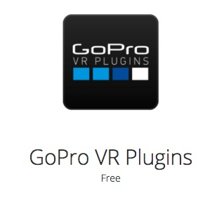 GoPro VR Plugin installation with Adobe Premiere CC 2019