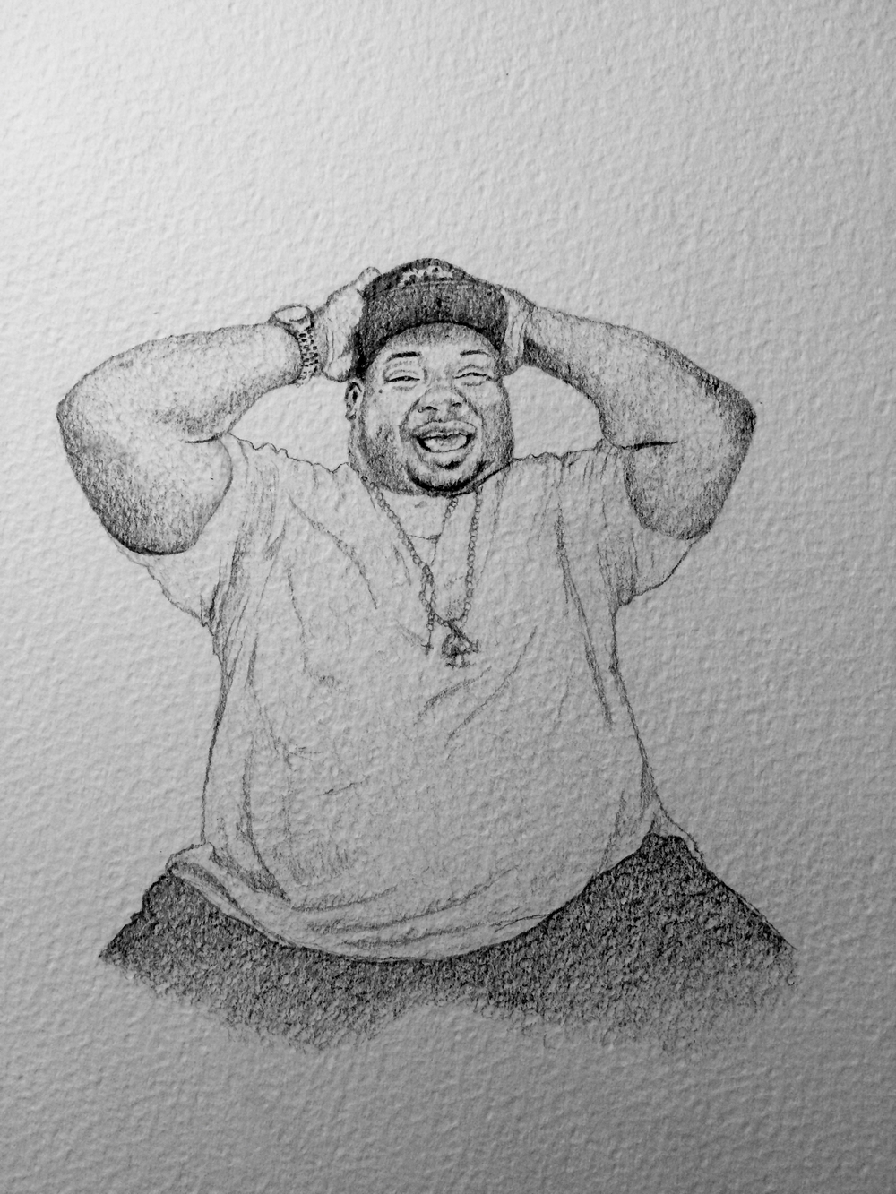 Big Narstie WILSON! Emily Catherine Illustration