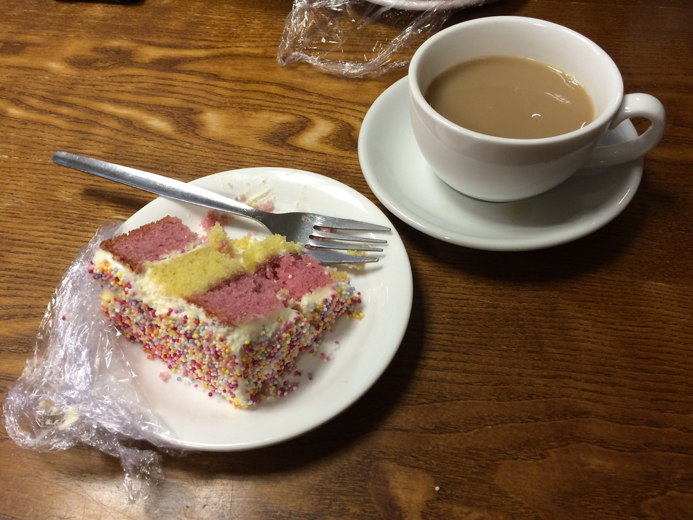 CAKEY TREAT