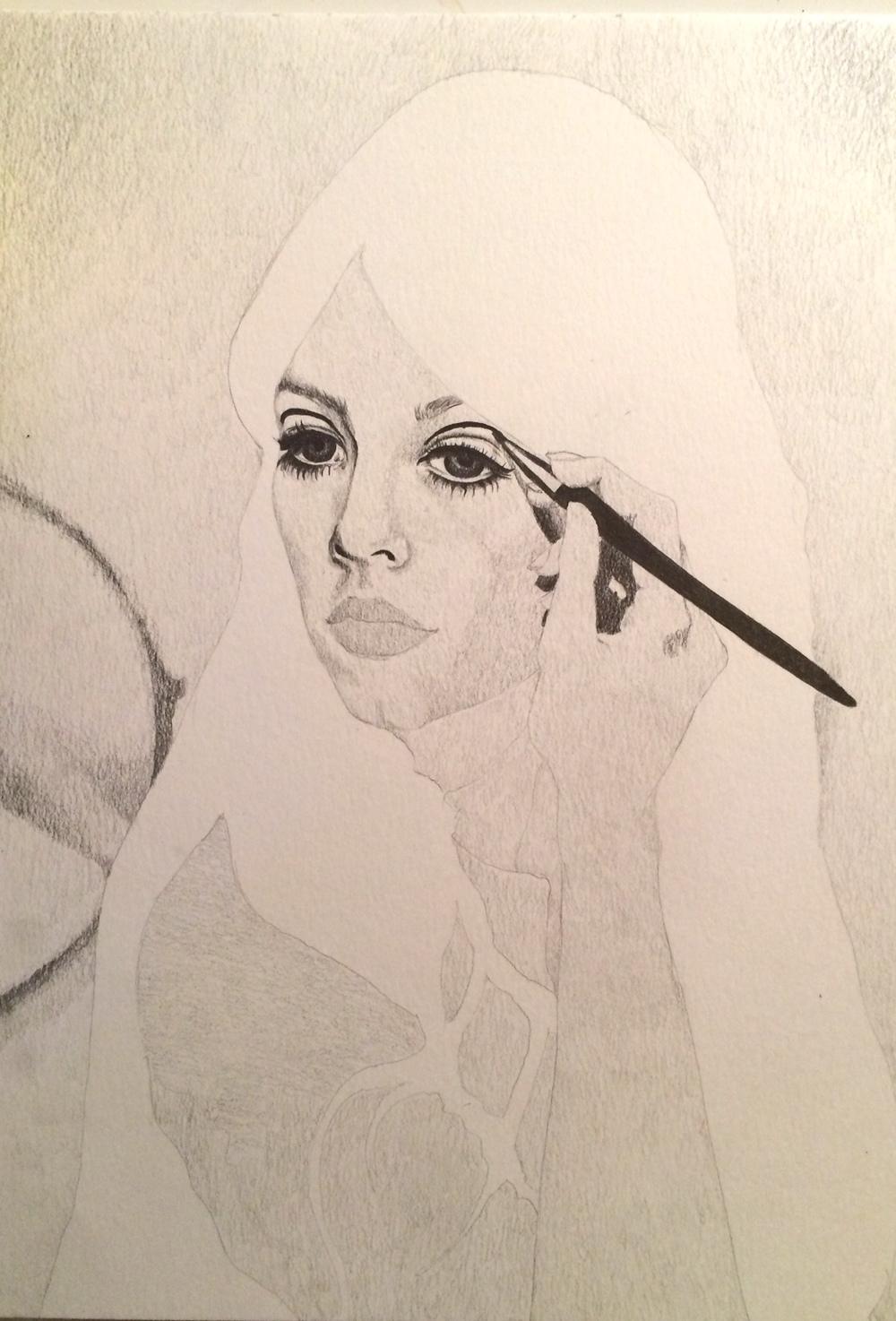 Sketching....