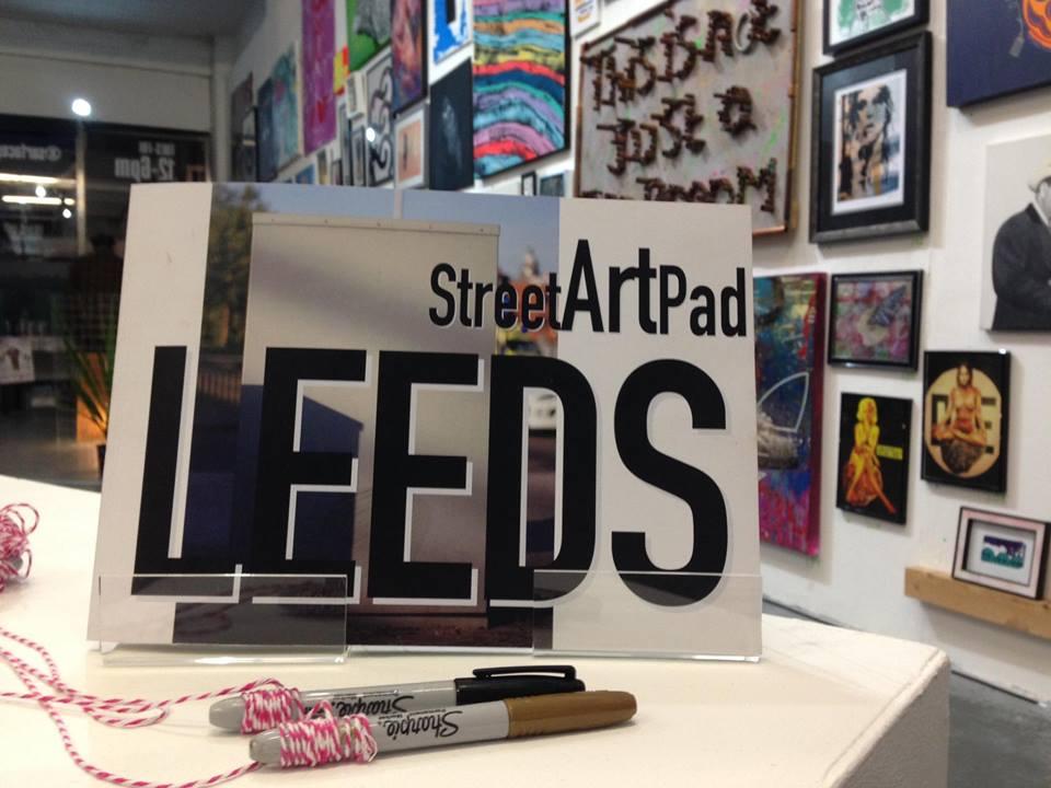 StreetArtPad Leeds copyright Errington Creative 2017