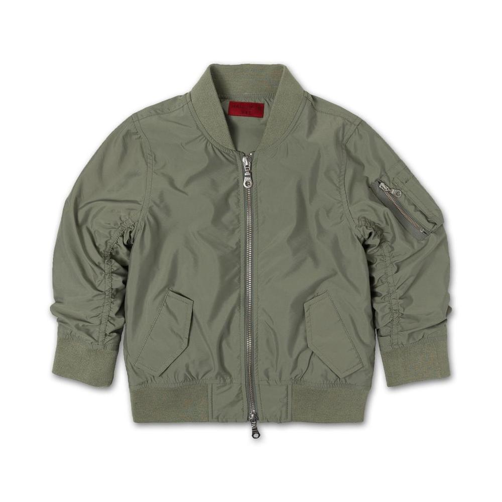 HAUS OF JR DEVIN BOMBER US$88.00