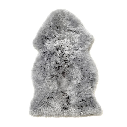 Home Republic Grey Sheepskin from   Adairs