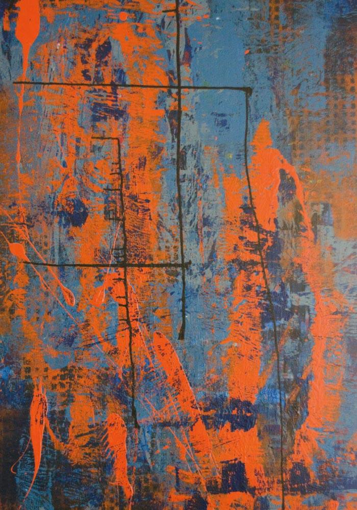 Abstrakta 7121