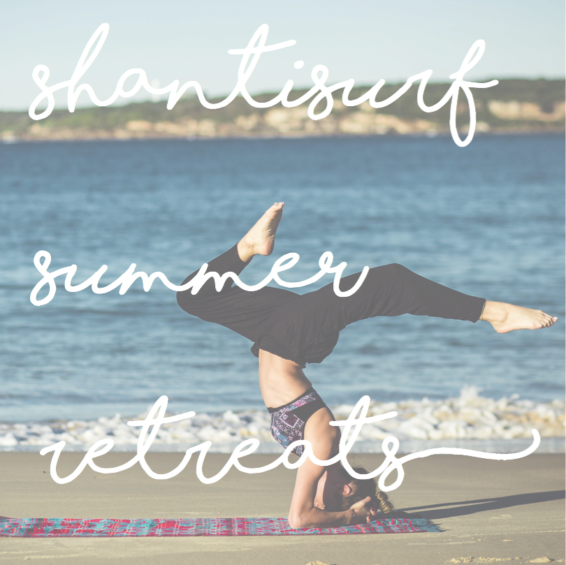 yoga + surf retreats in edinburgh summer timetable