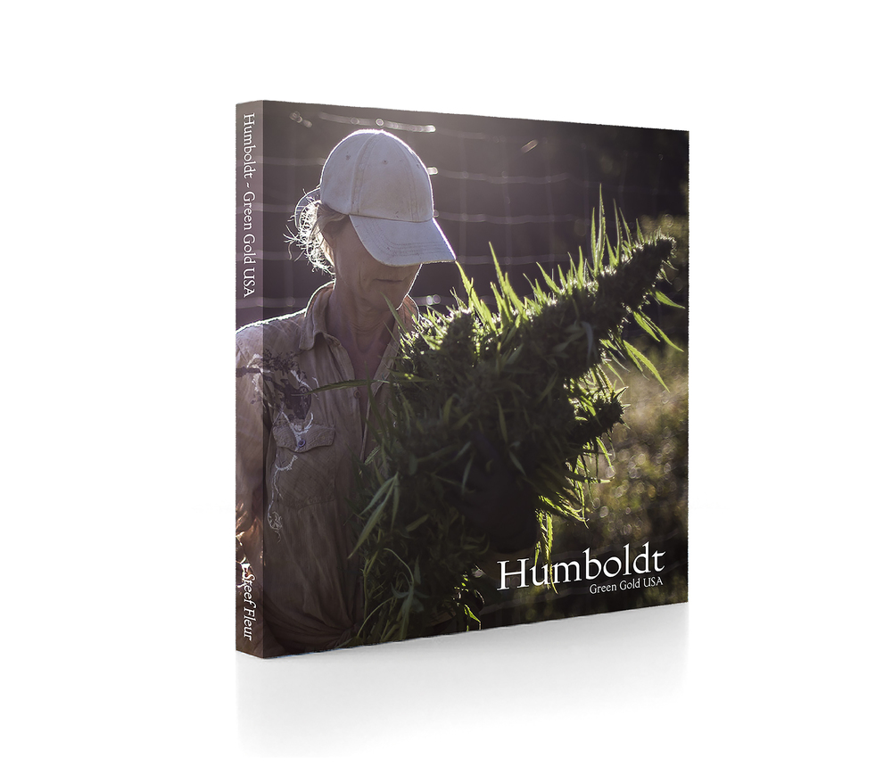ORDER THE HUMBOLDT - GREEN GOLD USA BOOK