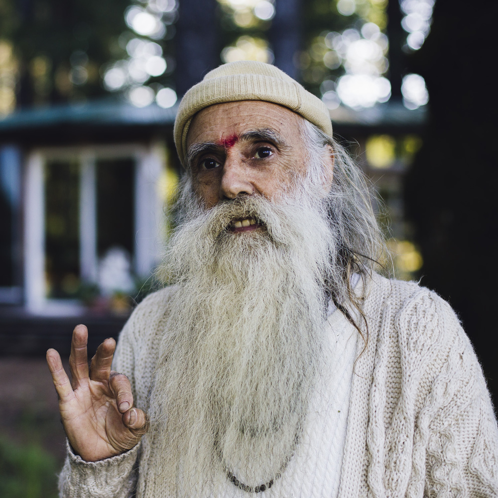 "SWAMI | MENDOCINO   ""my vision brought me where I am today. a 1 hour dirt road off the beaten track"""