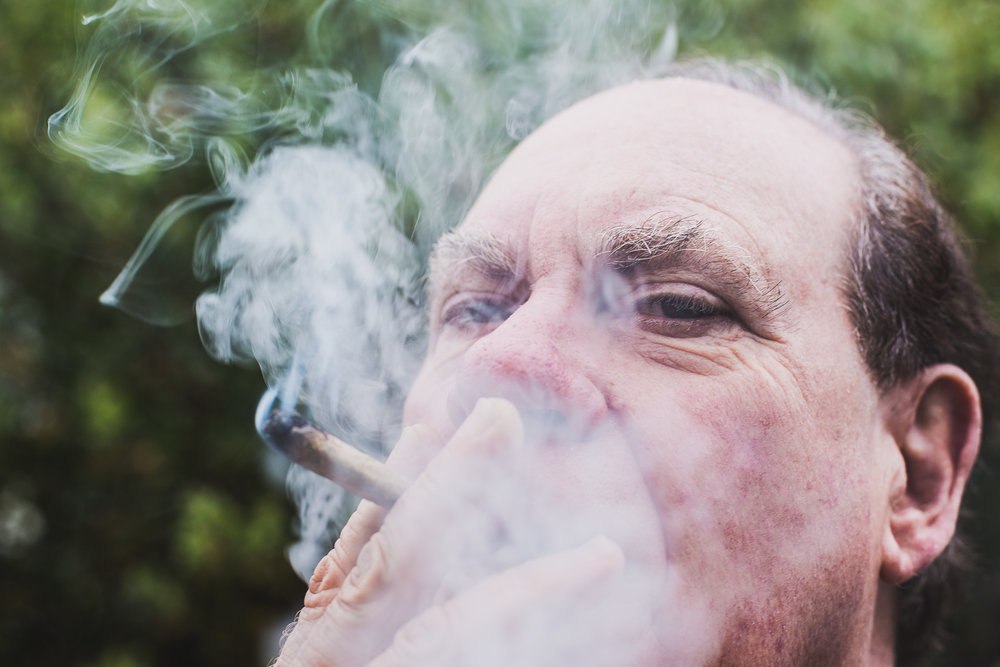 """Personal story Ed rosenthal (USA) """"cannabis keeps us young"""""""