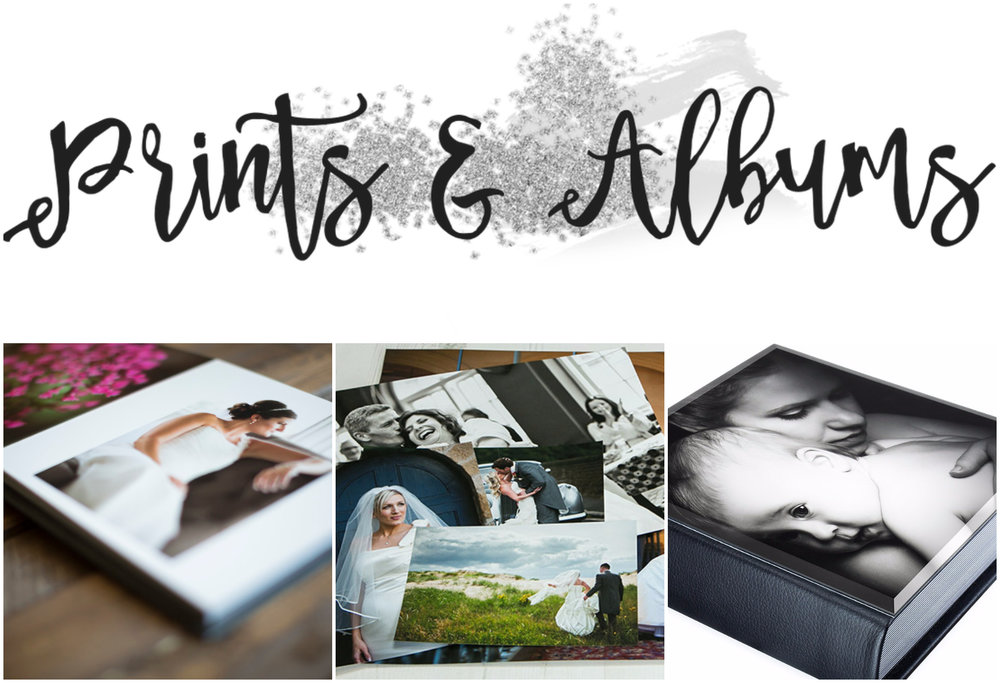 Prints, Albums, & Storage Devices -