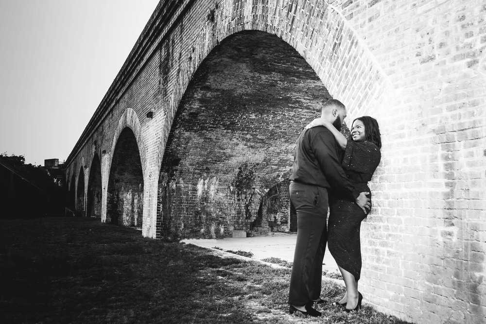 Engagement Session - Fort Pickens, Pensacola, Fl