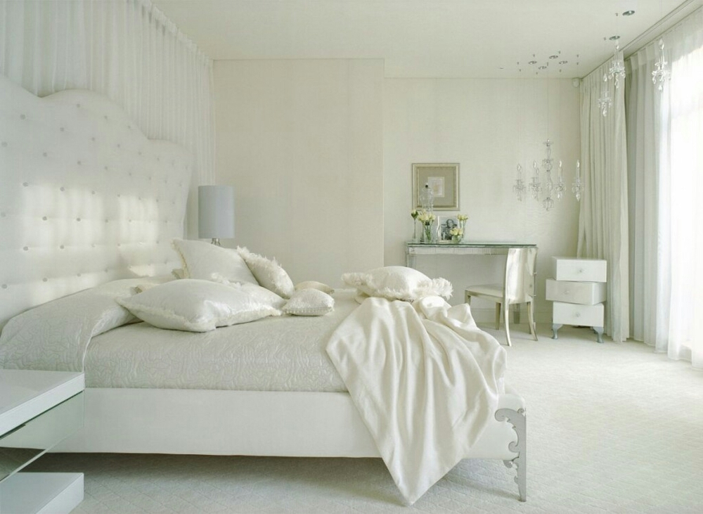 Various shades of white in an immaculate master.