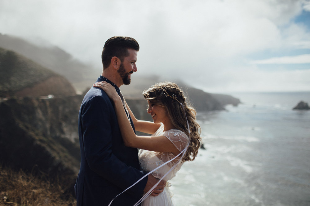 SARAH + TYLER | Big Sur, California