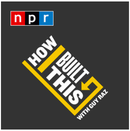 Guy Raz dives into the stories behind some of the world's best known companies. How I Built This weaves a narrative journey about innovators, entrepreneurs and idealists—and the movements they built