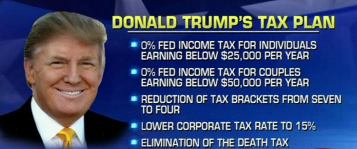 Donald Trump Tax Reform Plan