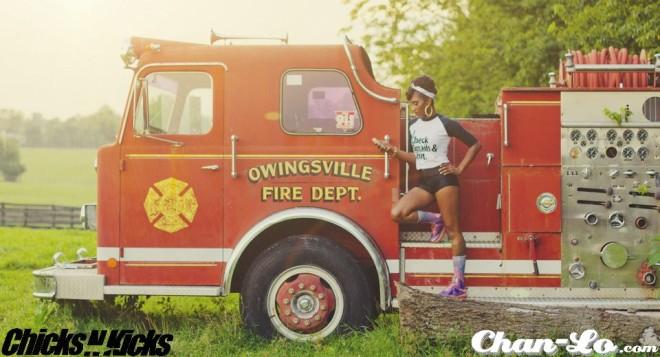 Kia McIntyre Chan-Lo.com Chicks N Kicks