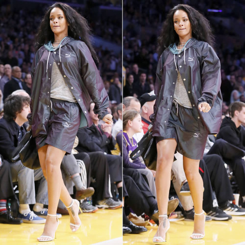 rihanna-puma-jacket-shorts