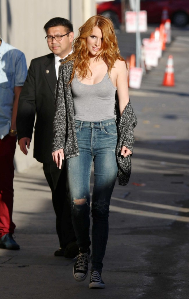 bella-thorne-arriving-at-jimmy-kimmel-live-pic189512