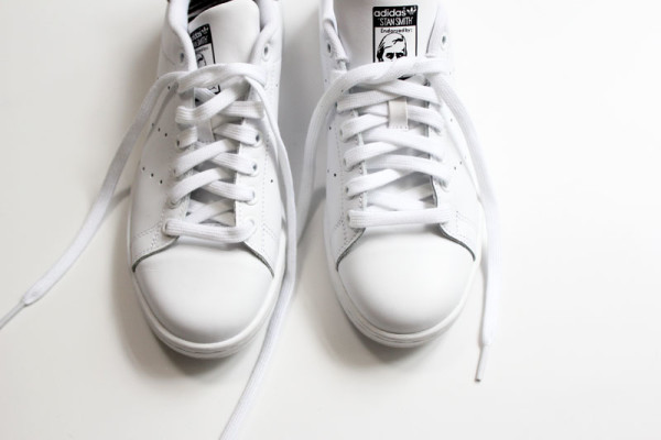 zebra stan smith sneakers adidas white trainers fashionblog