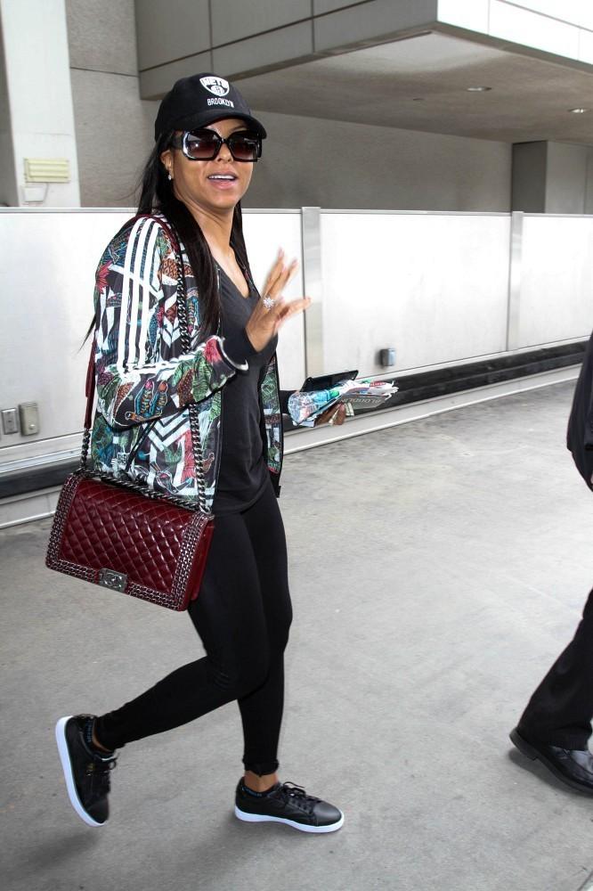 3-Taraji-P.-Hensons-Airport-Adidas-Originals-XiloFloresta-Printed-Jacket