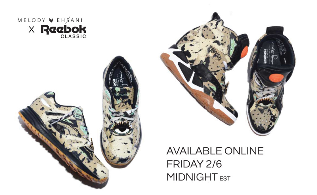 e287f831612 MelodyEhsani.com and on February 13th at select Reebok retailers.  slide-image-1