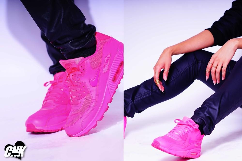 Air Max Hyper Rose Nike Chemise