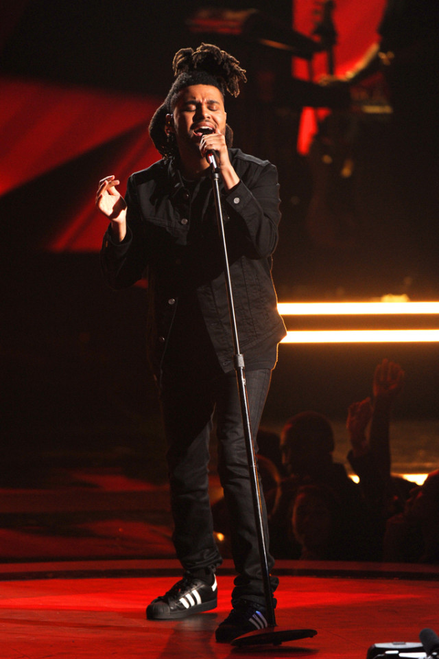 the-weeknd-bet-awards-stage-style