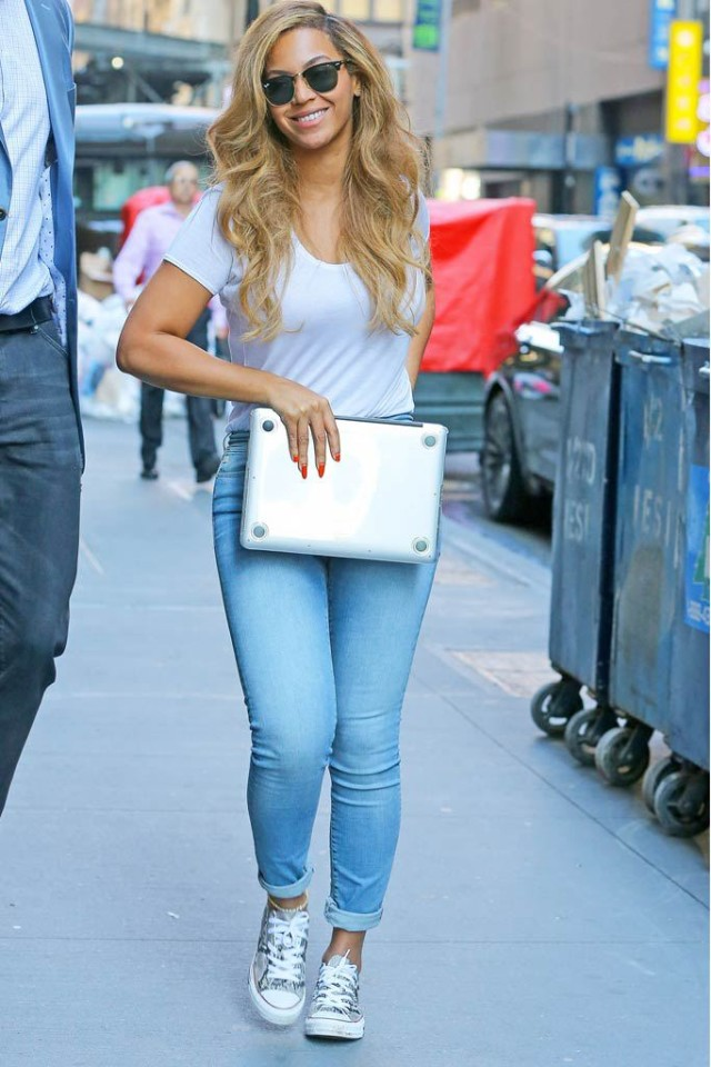 beyonce-nyc-converse